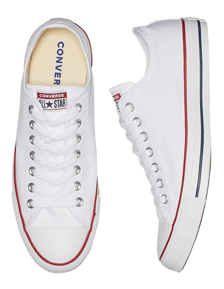 Chuck Taylor All Star White Low Womens image 4