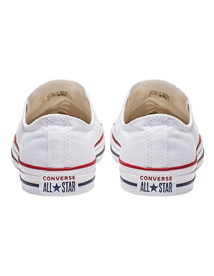 Chuck Taylor All Star White Low Womens image 5