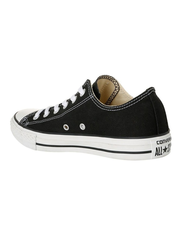 Chuck Taylor All Star Ox 551610 Black Sneaker image 3