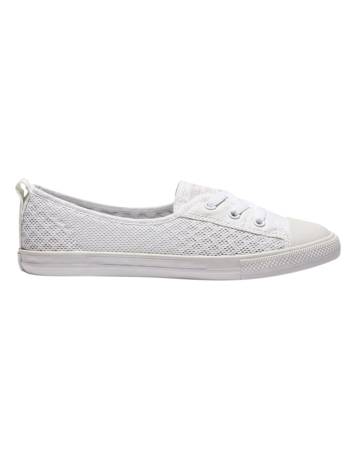 9f592ef2e0550e Chuck Taylor All Star Ballet Lace Breathable White White Mouse Sneaker  image 1