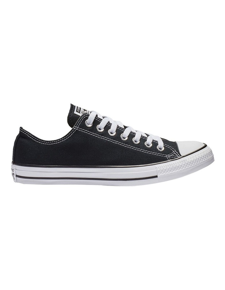 Chuck Taylor All Star Black Low Sneaker image 1