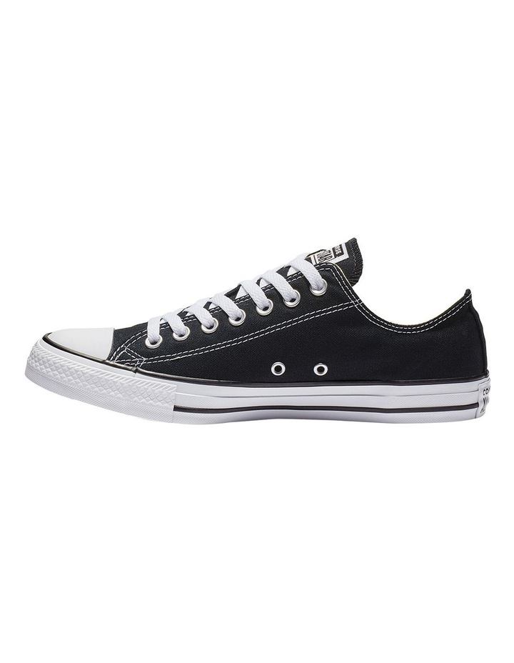 Chuck Taylor All Star Black Low Sneaker image 2