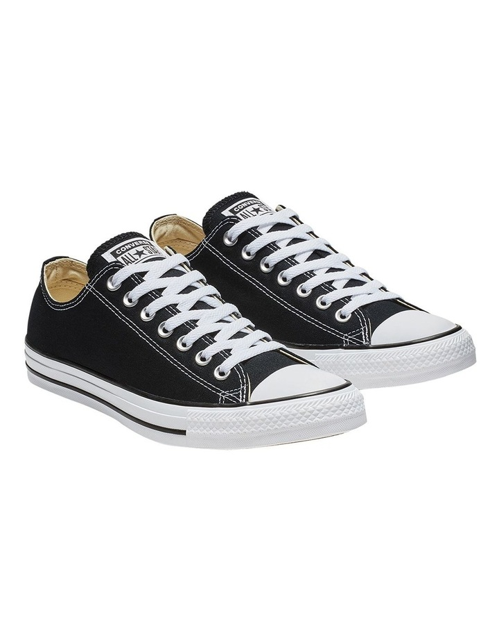 Chuck Taylor All Star Black Low Sneaker image 3