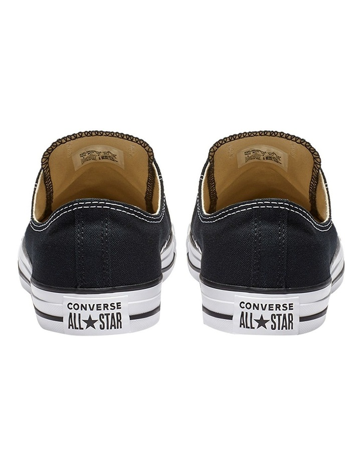 Chuck Taylor All Star Black Low Sneaker image 5