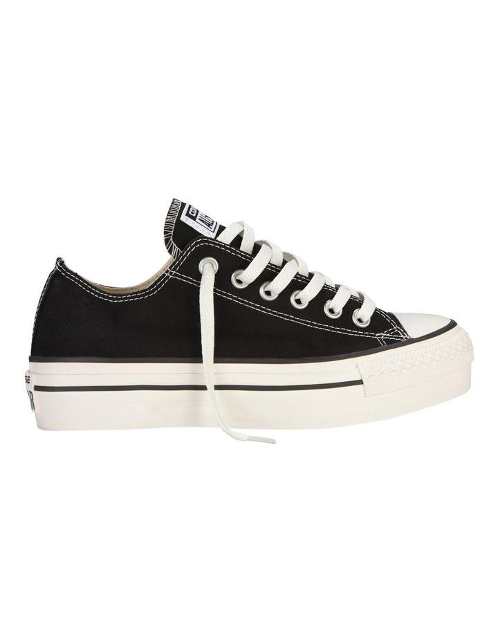 Chuck Taylor All Star Platform Ox 540266 Black Sneaker image 1
