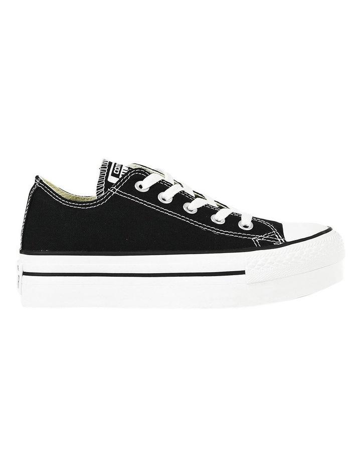 Chuck Taylor All Star Platform Ox 540266 Black Sneaker image 2