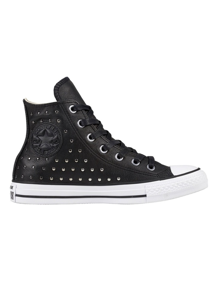 f3a65470d291ef Chuck Taylor All Star Leather Stud Hi 561682C Sneaker image 1