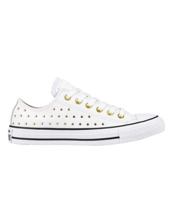 628681daa368 Chuck Taylor All Star Leather Stud Ox 561684C Sneaker image 1
