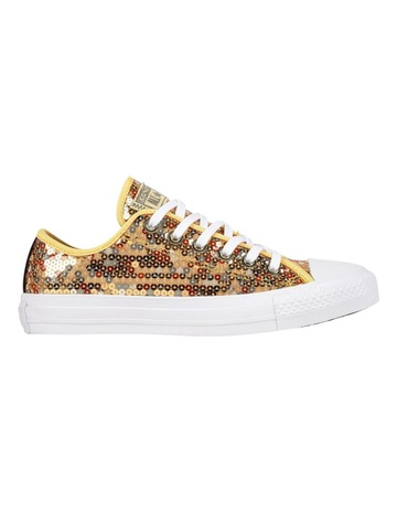 ConverseChuck Taylor All Star Sequined Ox 562446C Sneaker. Converse Chuck  Taylor All Star Sequined Ox 562446C Sneaker e8ccbd279