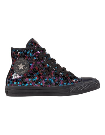 ConverseChuck Taylor All Star Sequined Hi 562443C Sneaker. Converse Chuck  Taylor All Star Sequined Hi 562443C Sneaker fbc6927cf771