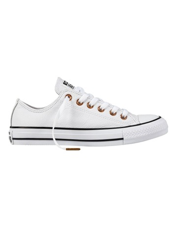 603b5ae9d79 ConverseChuck Taylor All Star Leather 161262C Sneaker. Converse Chuck  Taylor All Star Leather 161262C Sneaker