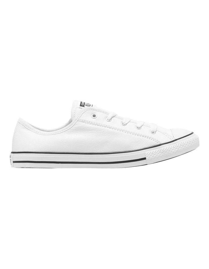 CT Dainty Leather 564984 White Sneaker image 1