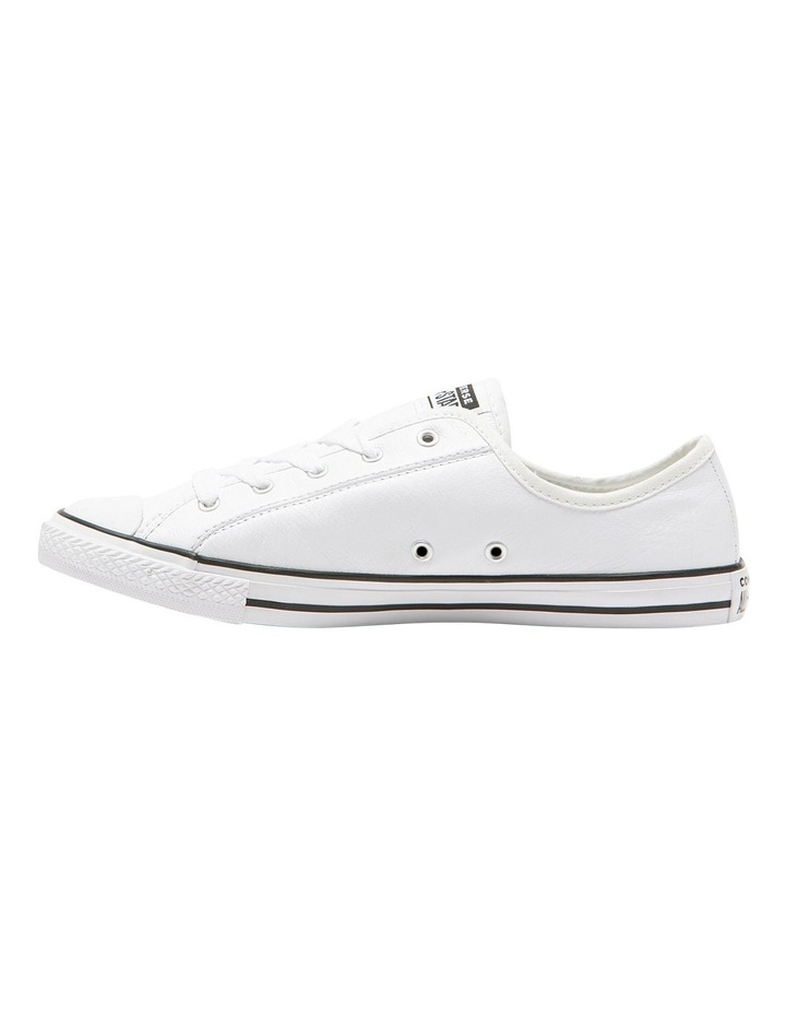 CT Dainty Leather 564984 White Sneaker image 2