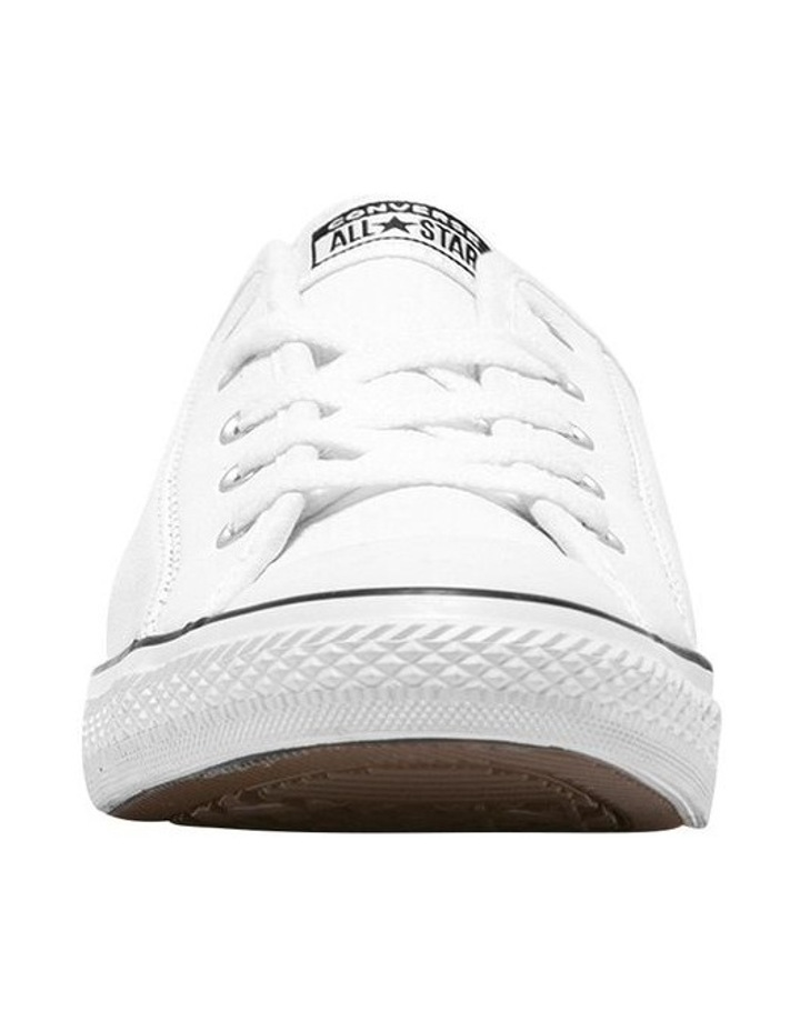 CT Dainty Leather 564984 White Sneaker image 3