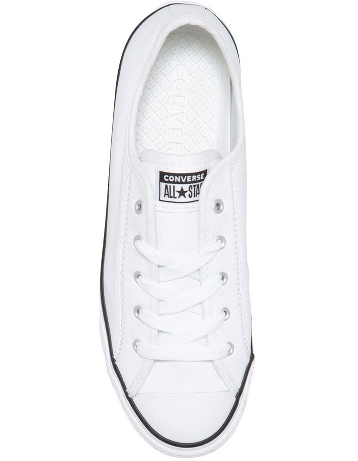 CT Dainty Leather 564984 White Sneaker image 5