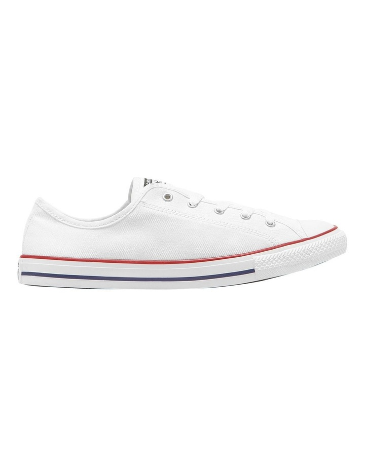 CT Dainty Canvas 564981 White Sneaker image 1