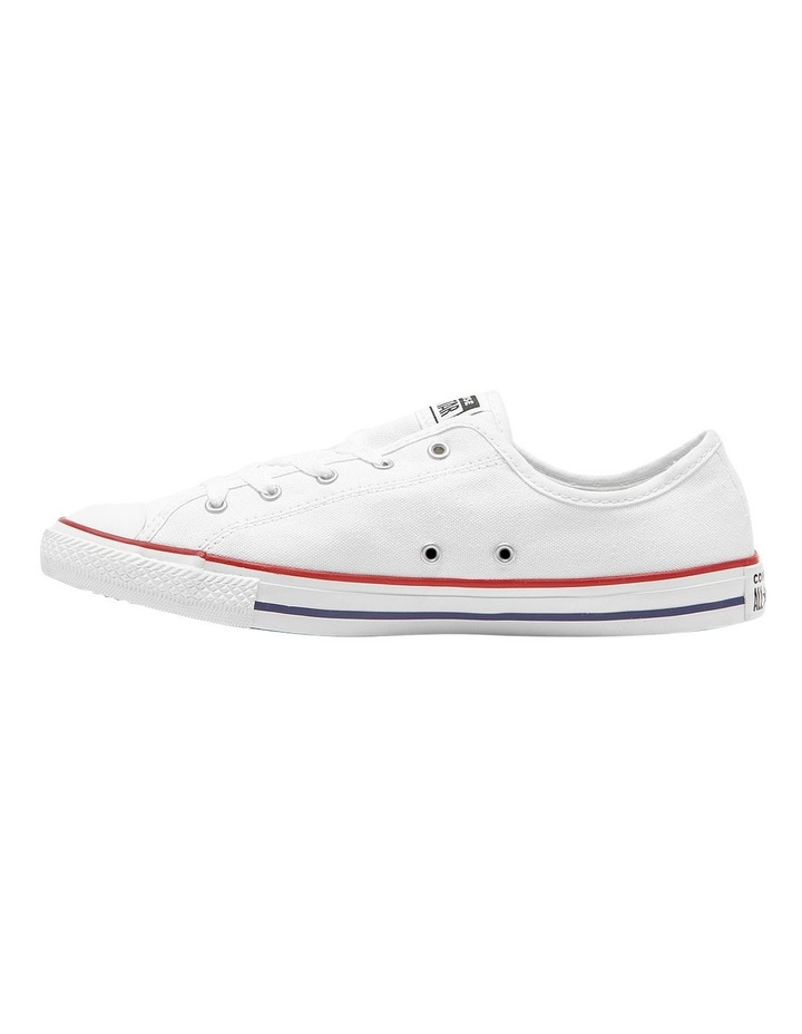 CT Dainty Canvas 564981 White Sneaker image 2