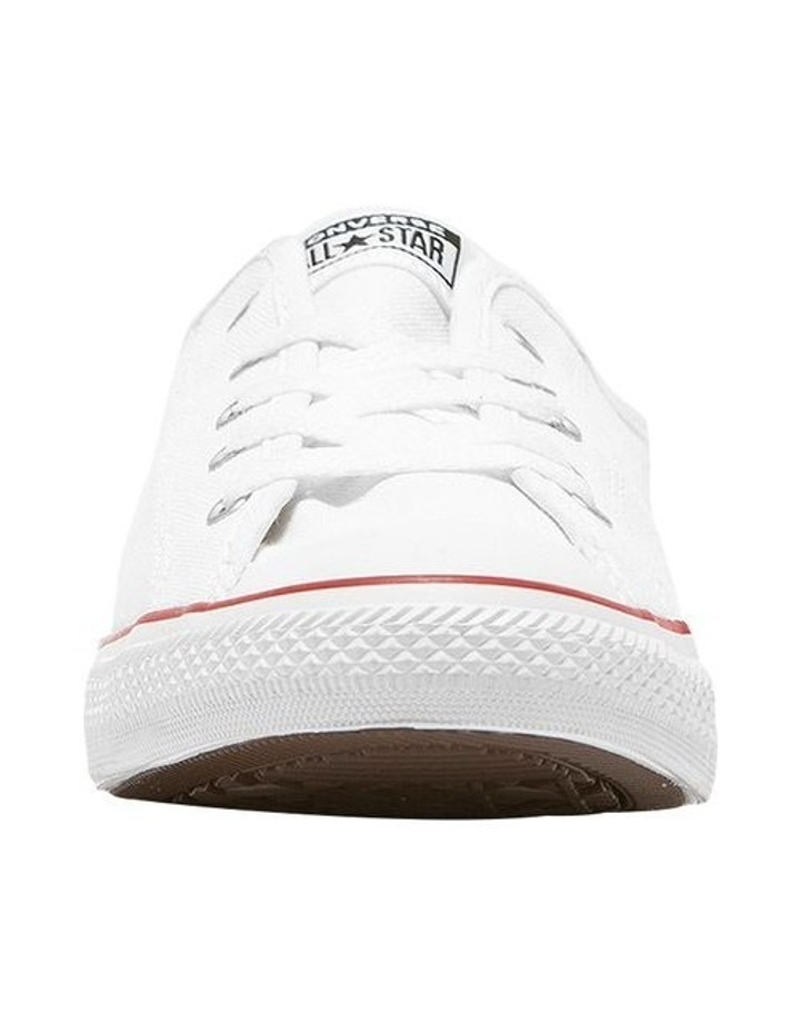 CT Dainty Canvas 564981 White Sneaker image 3