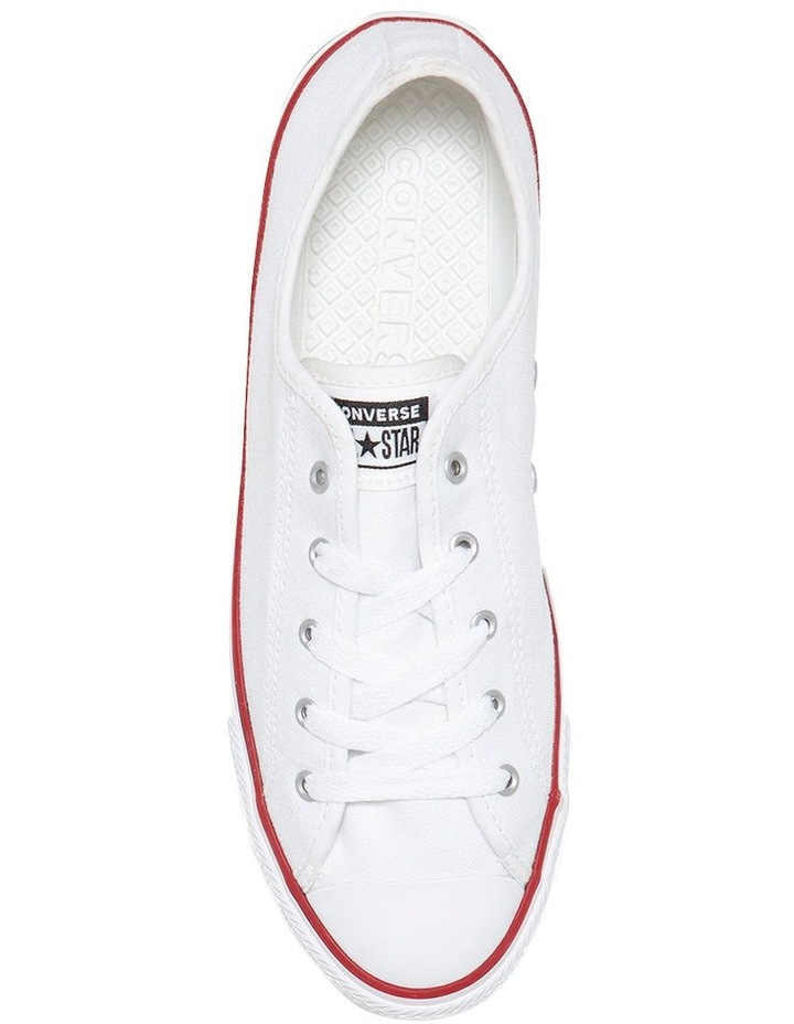 CT Dainty Canvas 564981 White Sneaker image 5