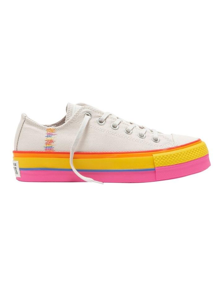 CTAS Lift Rainbow 564992C Vintage White Sneaker image 1