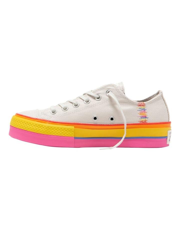 CTAS Lift Rainbow 564992C Vintage White Sneaker image 2