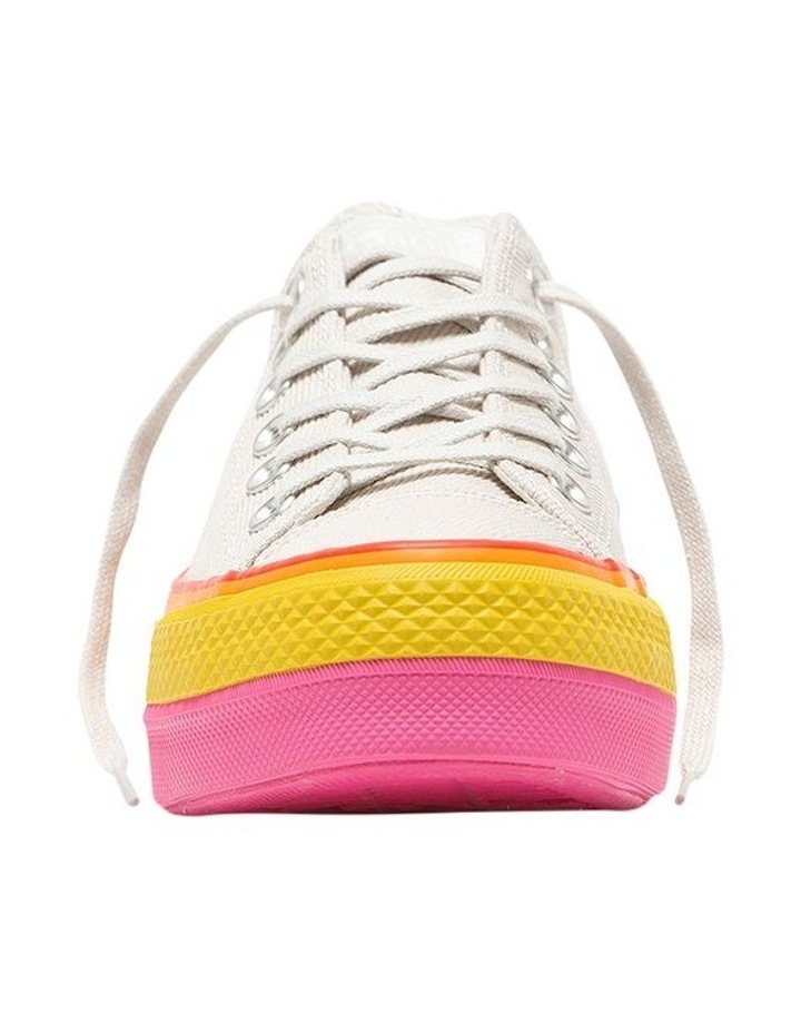 CTAS Lift Rainbow 564992C Vintage White Sneaker image 3