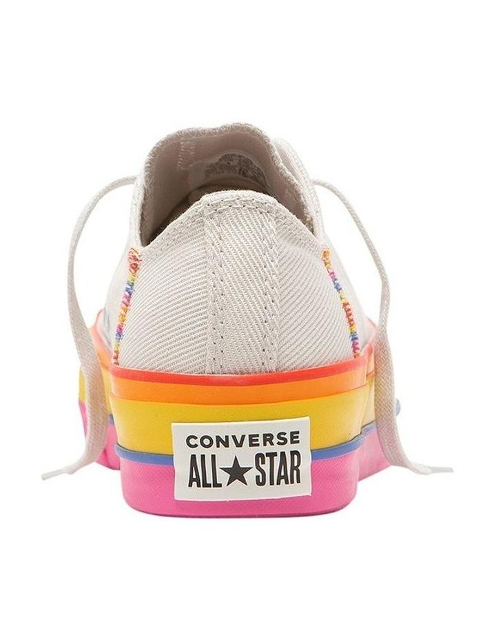 CTAS Lift Rainbow 564992C Vintage White Sneaker image 4