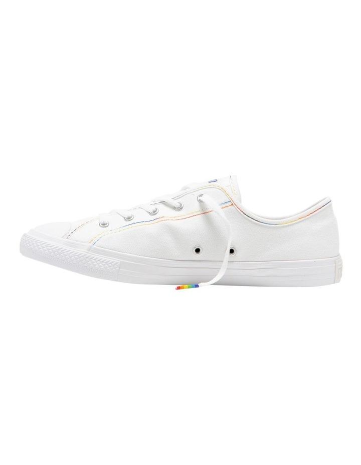 CTAS Dainty Rainbow 564979C White Sneaker image 2