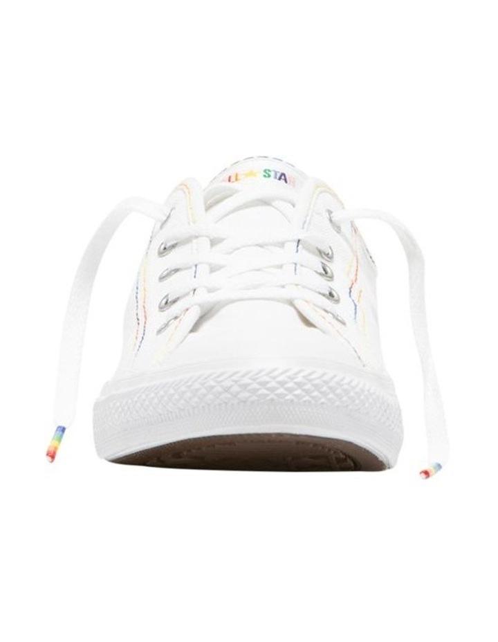 CTAS Dainty Rainbow 564979C White Sneaker image 3