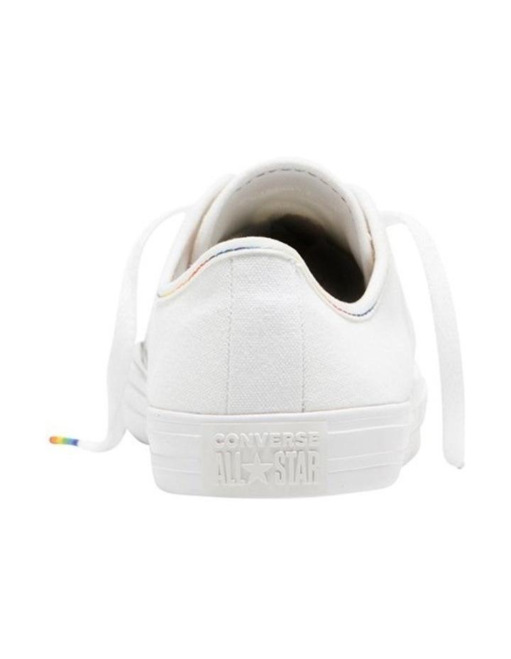 CTAS Dainty Rainbow 564979C White Sneaker image 4