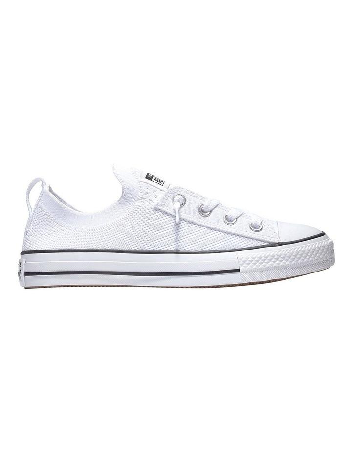 CTAS Shoreline Knit 565490C White Sneaker image 1