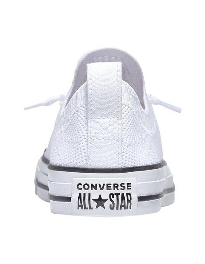 CTAS Shoreline Knit 565490C White Sneaker image 4
