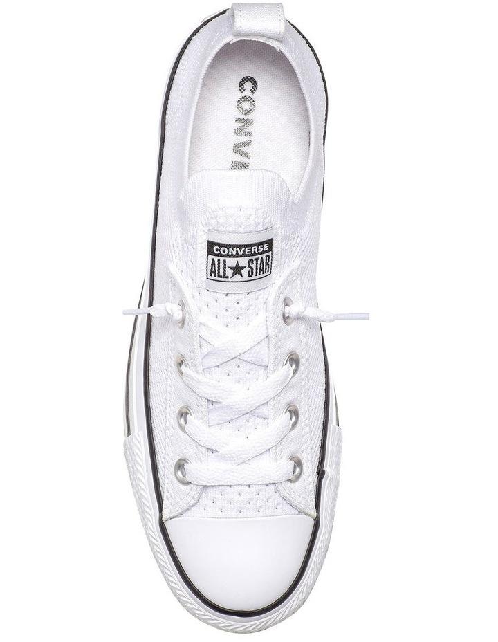 CTAS Shoreline Knit 565490C White Sneaker image 5