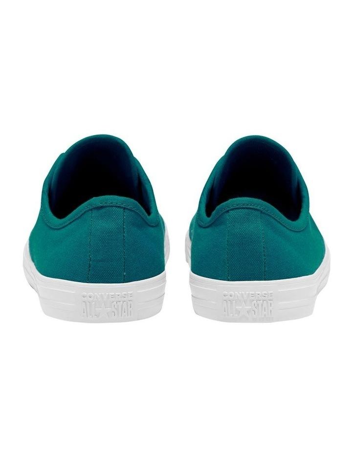 CTAS Dainty Basic Leather Ox 564986C Black Sneaker image 5
