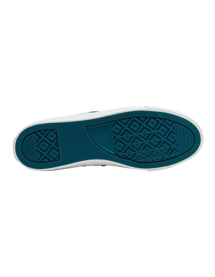 CTAS Dainty Basic Leather Ox 564986C Black Sneaker image 6