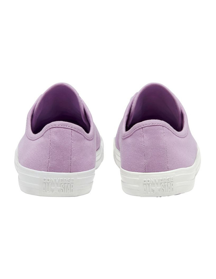 CTAS Dainty Iridescent Ox 566150C Lilac Mist Sneaker image 5