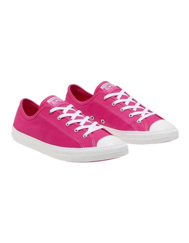 CTAS Dainty Iridescent Ox 566149C Prime Pink Sneaker image 3