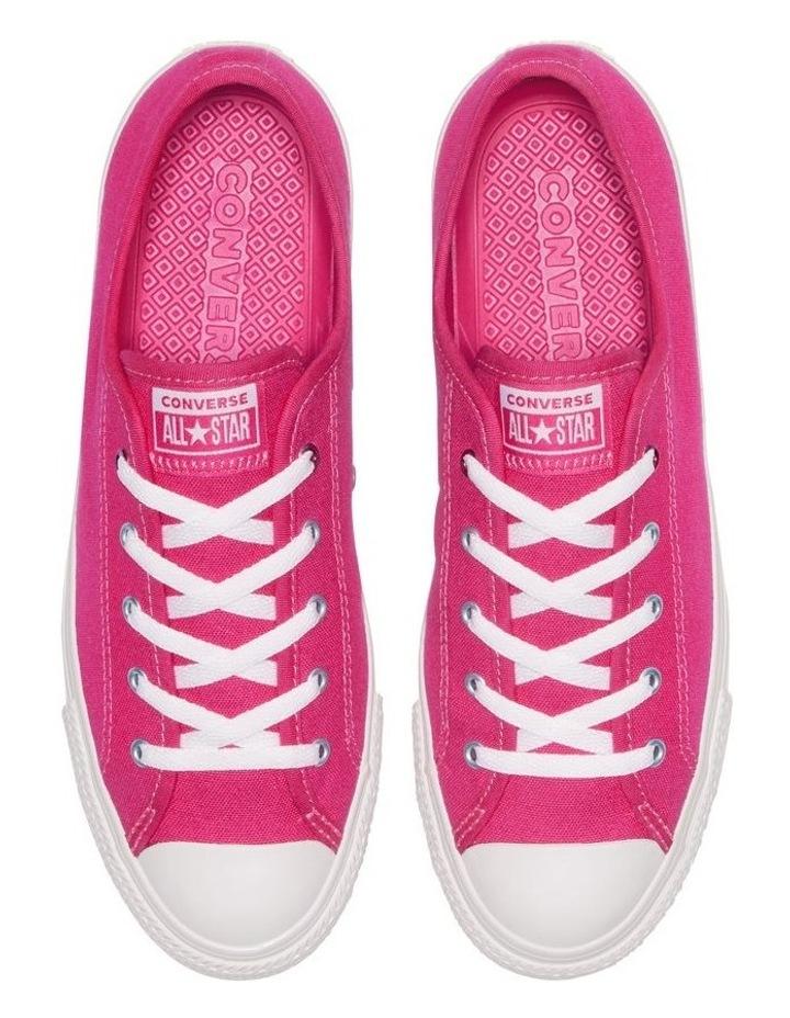 CTAS Dainty Iridescent Ox 566149C Prime Pink Sneaker image 4