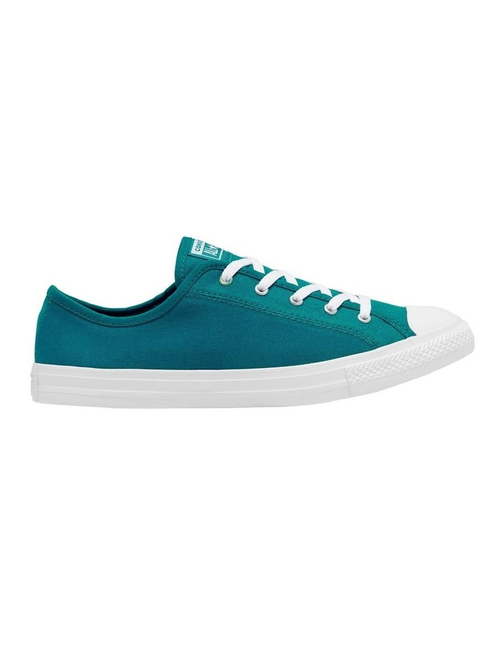CTAS Dainty Iridescent Ox 566148C Green Abyss Sneaker image 1