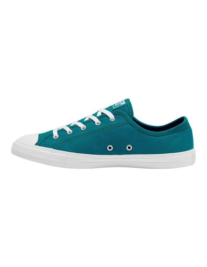 CTAS Dainty Iridescent Ox 566148C Green Abyss Sneaker image 2