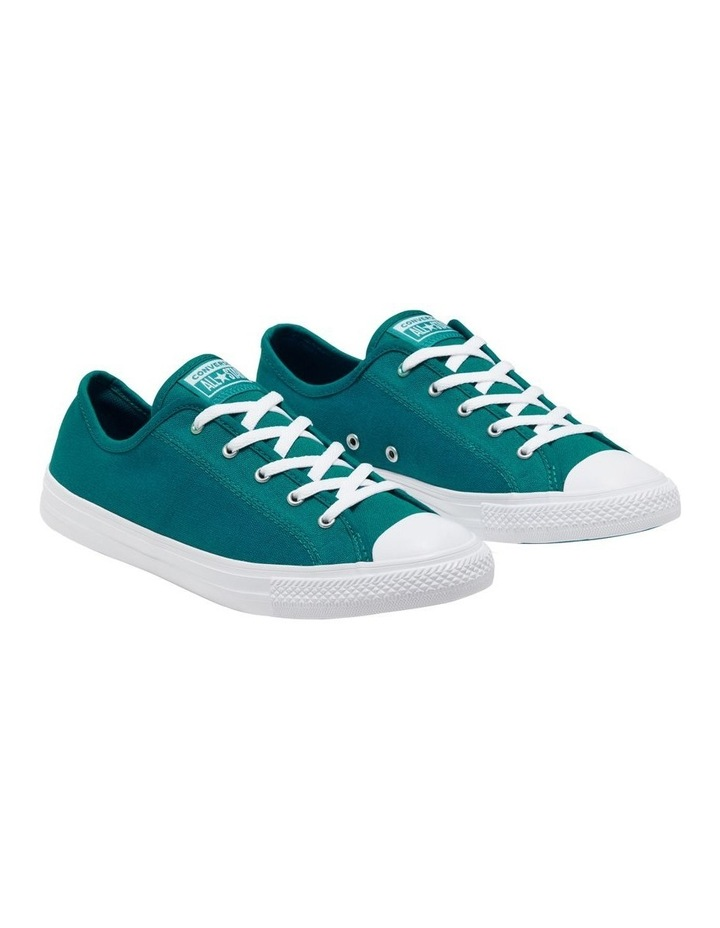 CTAS Dainty Iridescent Ox 566148C Green Abyss Sneaker image 3