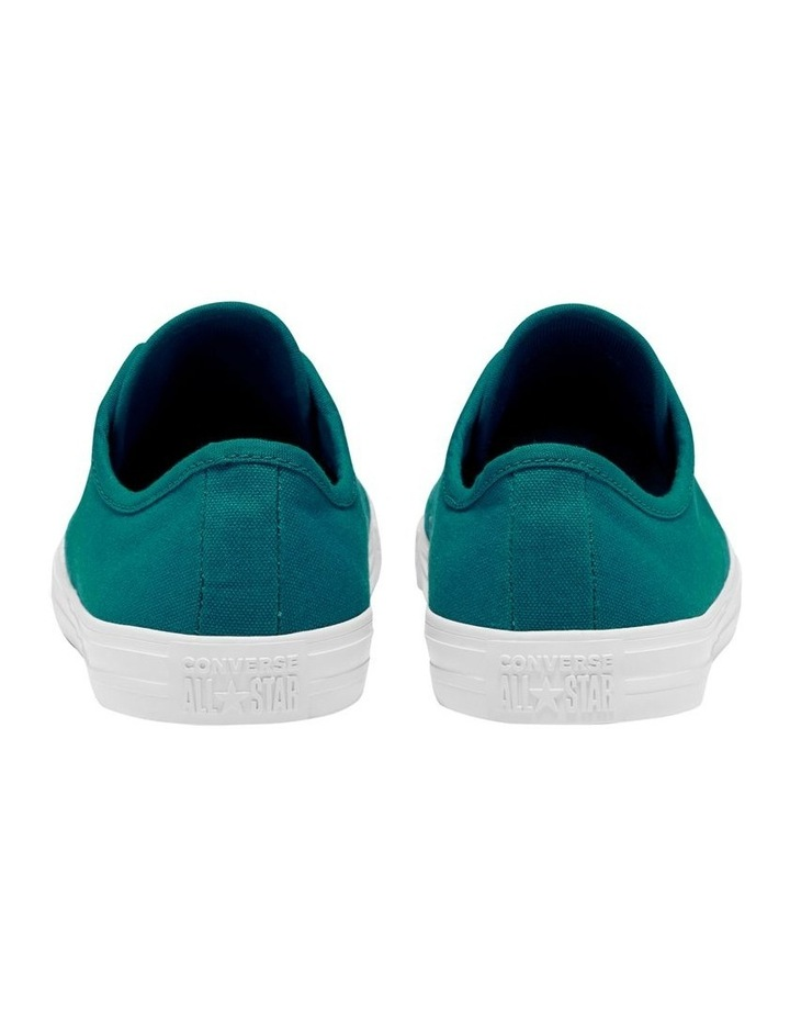 CTAS Dainty Iridescent Ox 566148C Green Abyss Sneaker image 5