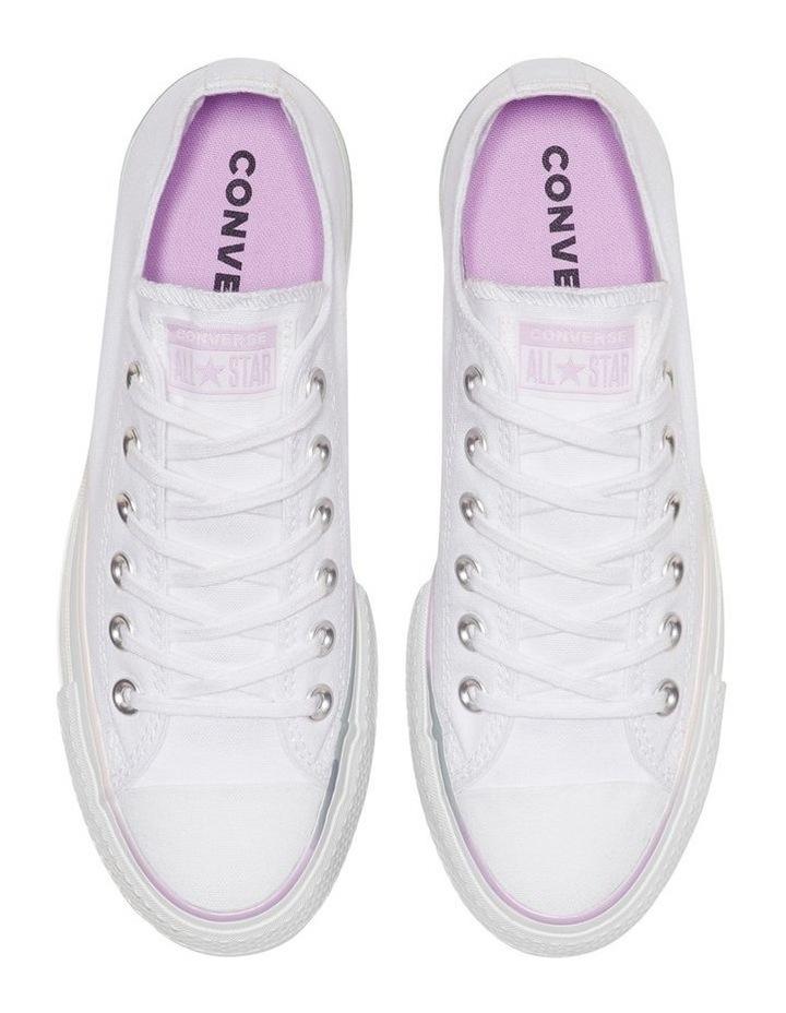 CTAS Lift Ox 566355C White Sneaker image 4