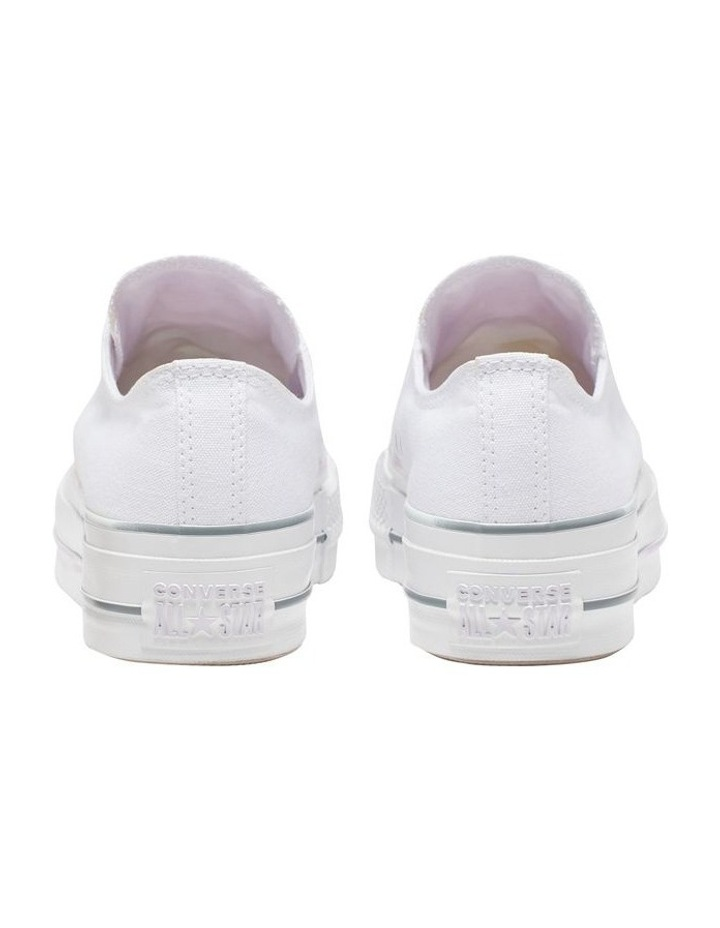 CTAS Lift Ox 566355C White Sneaker image 5