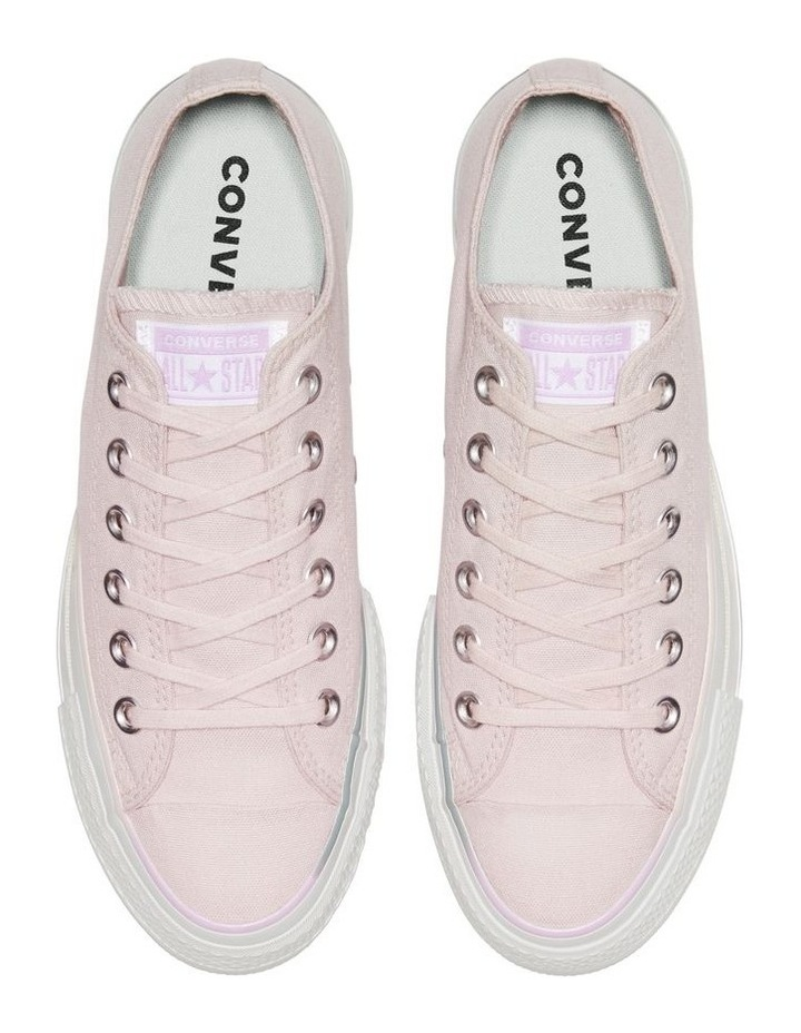 CTAS Lift Ox 566354C Barely Rose Sneaker image 4