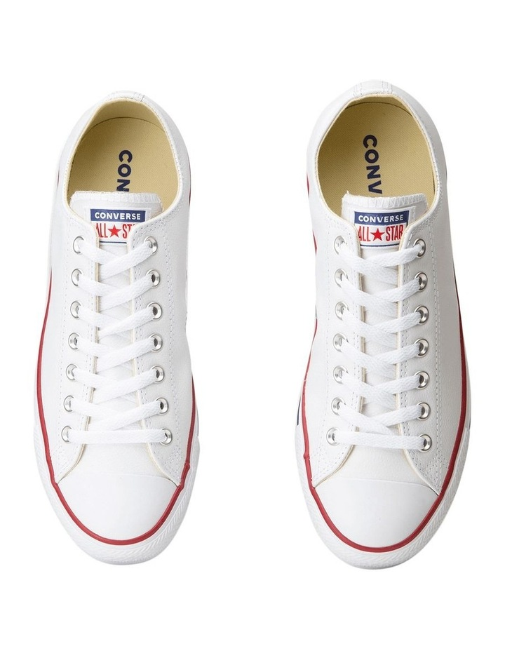 converse chuck taylor all star leather ox shoes