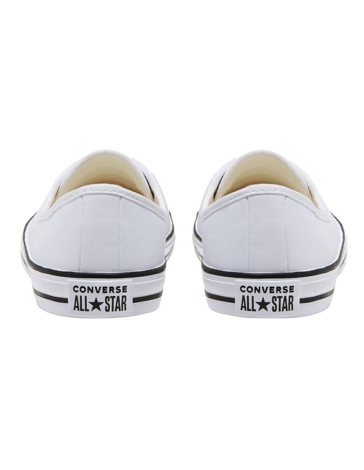 Chuck Taylor All Star Ballet White Sneaker image 5