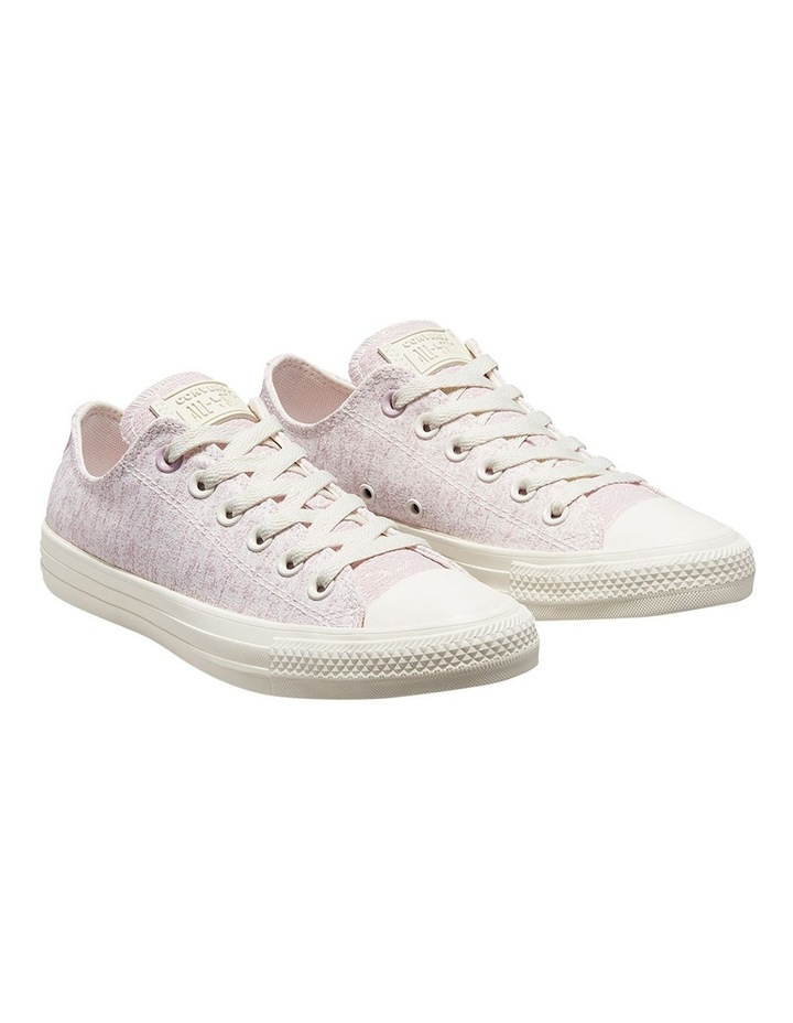 Chuck Taylor All Star Recycled Poly Jacquard Womens Sneaker image 3