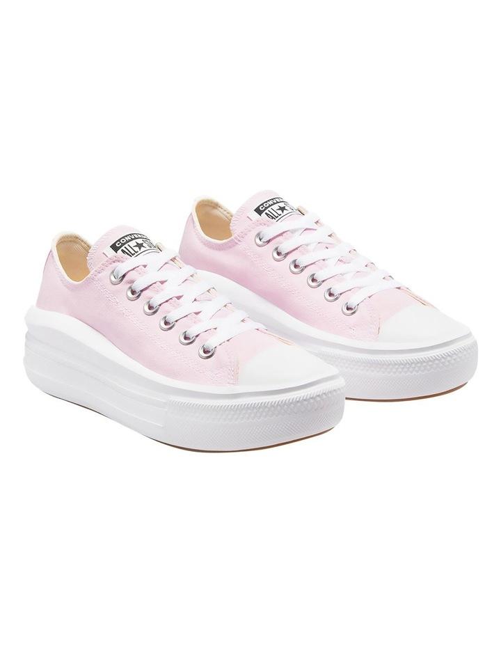 Chuck Taylor All Star Move Platform Pink Sneaker image 3