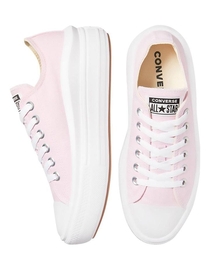 Chuck Taylor All Star Move Platform Pink Sneaker image 4